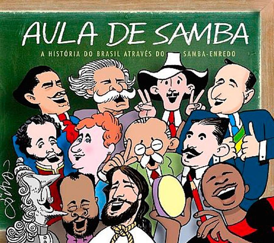 Aula de Samba